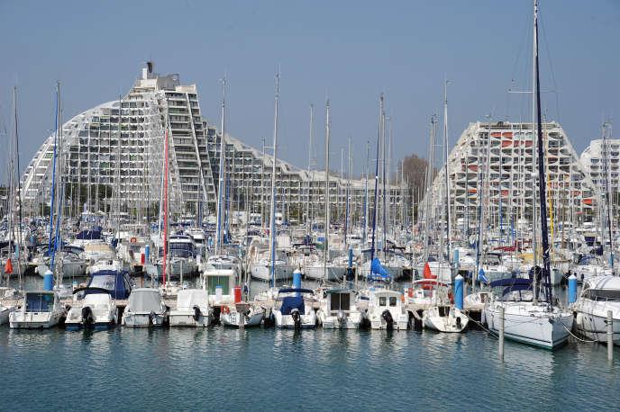 Célèbre pour ses pyramides, la municipalité de La Grande-Motte présente lundi 8 avril un projet urbain qui prévoit notamment l'extension du port.