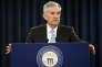 Jerome Powell, le président de la Fed, le 20 mars, à Washington.