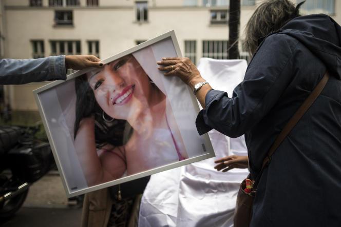 Vanesa Campos, 36 ans, a été assassinée en août 2018 dans le bois de Boulogne.