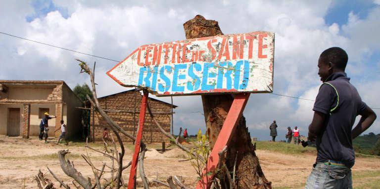 A Bisesero, dans l'ouest du Rwanda, en décembre 2015.