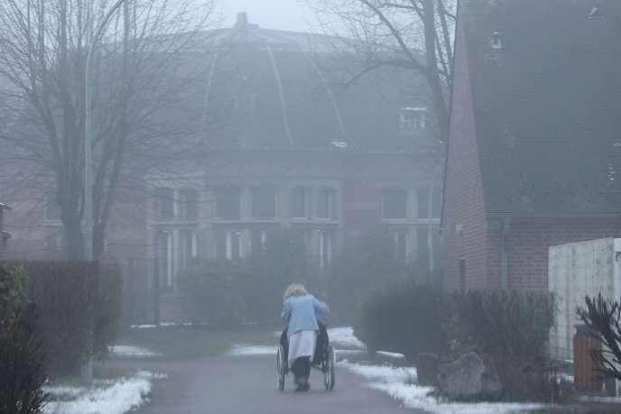 Image tirée du documentaire«Psychiatrie: le grand naufrage», de Raphaël Tresanini.