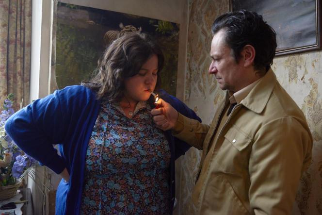 Ella Smith et Justin Salinger dans« Ray & Liz», de Richard Billingham.