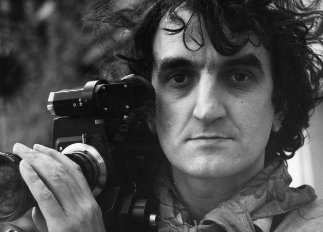 Le créateur des caméras légères Aaton, Jean-Pierre Beauviala.
