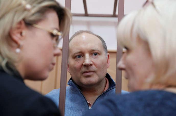 Le directeur financier du plus ancien et réputé fonds d'investissements en Russie, Philippe Delpal, a été incarcéré le 14 février pour fraude.