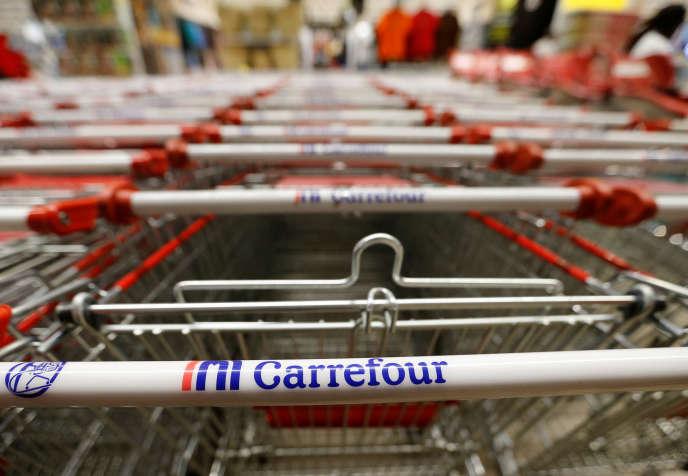 Les analystes tablent sur un léger repli des ventes de Carrefour à près de 20 milliards d'euros.