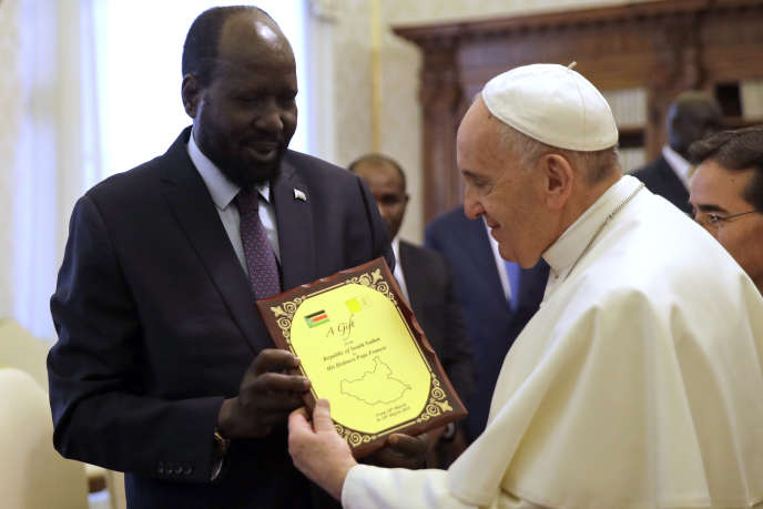 Rencontres au Soudan du Sud