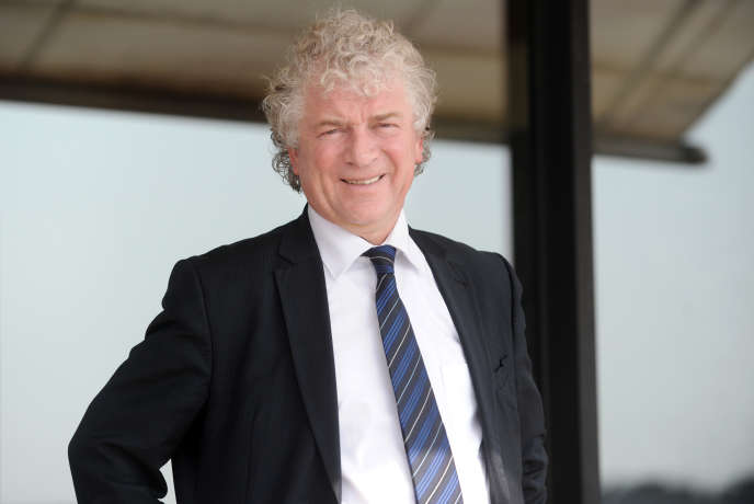 Le maire socialiste de Brest, François Cuillandre, le 13 mars 2014.