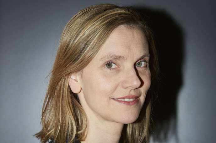 Agnès Pannier-Runacher, secrétaire d'Etat chargée des télécoms auprès du ministre de l'économie et des finances, vendredi 5 avril 2019 à Bercy.