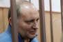 Phillippe Delpal, le 9 avril au tribunal de Moscou.