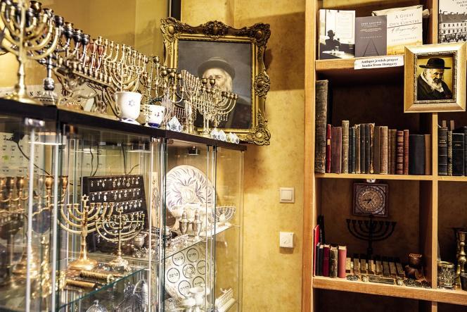 Boutique de la Weinberger Judaica.
