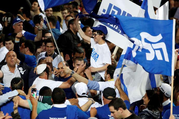 Israël nétanyahou bien placé pour former une nouvelle coalition