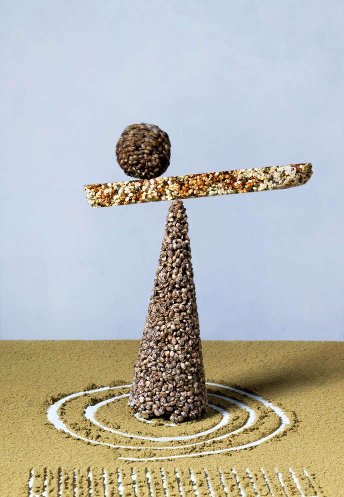 Les graines de chanvrecumulent une grande richesse en protéines végétales.