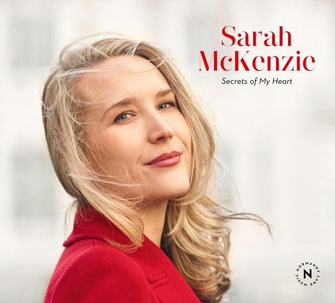 Pochette de l'album«Secrets of my Heart», de Sarah McKenzie.
