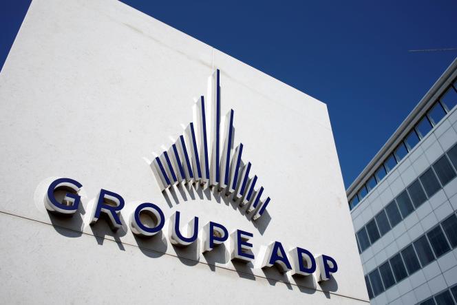 Le siège de Groupe ADP à l'aéroport Roissy - Charles-de-Gaulle, à Tremblay-en-France, le 11 avril 2019.
