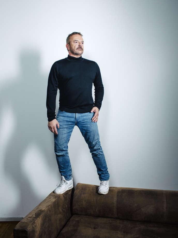 Bruno Berberès déniche les talents pour« The Voice» ou encore l'Eurovision.