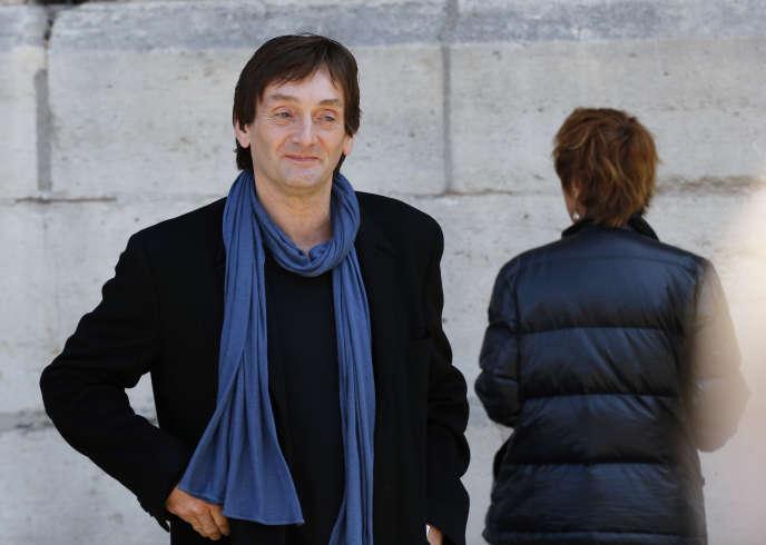 Pierre Palmade, le 9 septembre 2015 à Paris.
