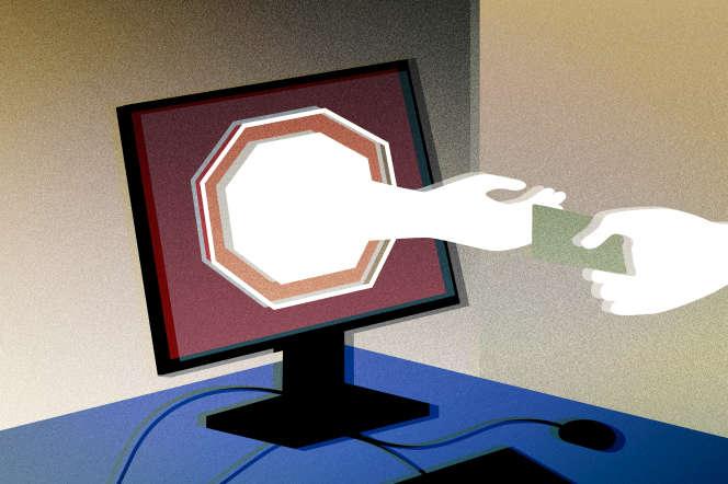 Le parquet de Paris a ouvert une enquête pour piratage, mais aussi pour extorsion.