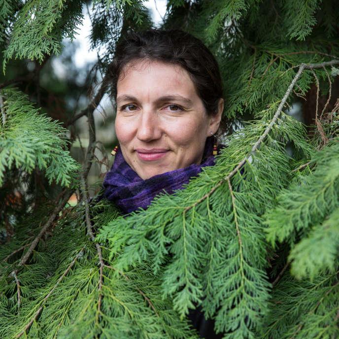 jeudi 14 mars 2019 Sabine Girard, Chercheure, ingénieure des ponts des eaux et des forêts à L'IRSTEA (Grenoble).