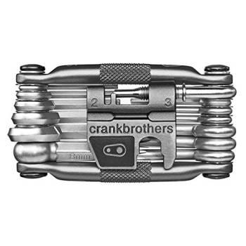 Le meilleur outil pour la plupart des vététistes Le m19 de Crank Brothers