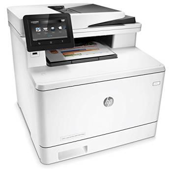 Impression, numérisation et copie à un niveau professionnel La HP Color LaserJet Pro MFP M477fdw