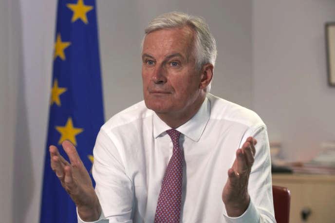 L'homme politique français Michel Barnier est au cœur de ce documentaire.