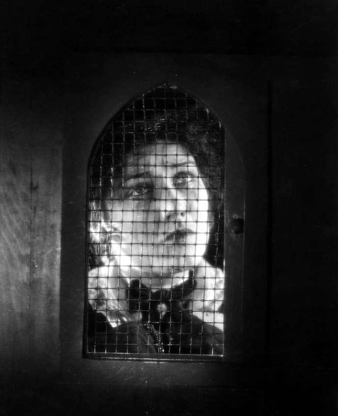 Confession. Fay Wray dans «The Wedding March», d'Erich von Stroheim(1928).