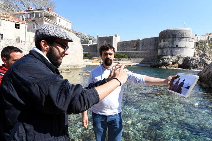 Une visite guidée sur le thème de«Game of Thrones» à Dubrovnik, Croatie, le 28mars 2019.