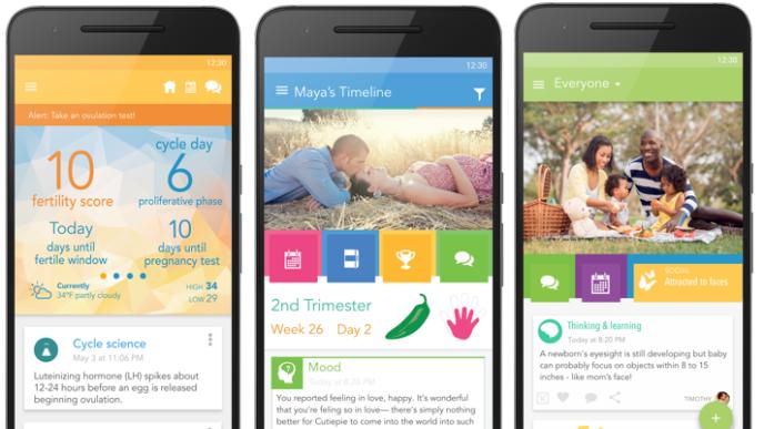 Ovia se veut un accompagnateur de grossesse. Mais il fait un usage commercial des données de santé de ses utilisatrices.