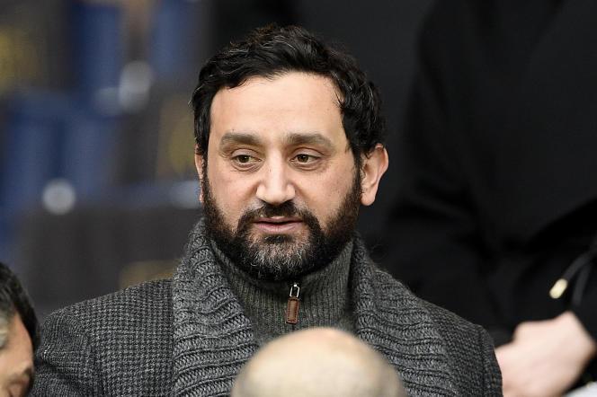 Cyril Hanouna, le 23 janvier 2016.