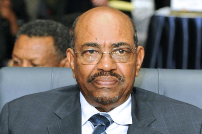 Le président soudanais Omar Al-Bachir, à Charm El-Cheikh, en Egypte, le 19janvier 2011.