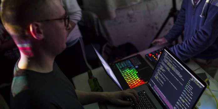 Aux «algoraves», on danse sur une musique codée en direct