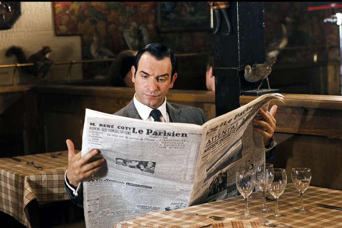 Jean Dujardin dans «OSS 117, Le Caire nid d'espions», de Michel Hazanavicius (2006).