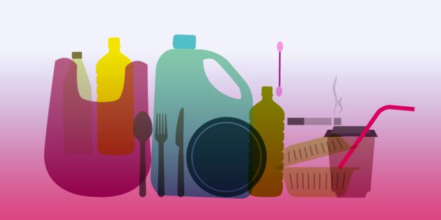 « L'âge du plastique à tout-va, pilier de la consommation à outrance des «trente glorieuses», touche à sa fin.»