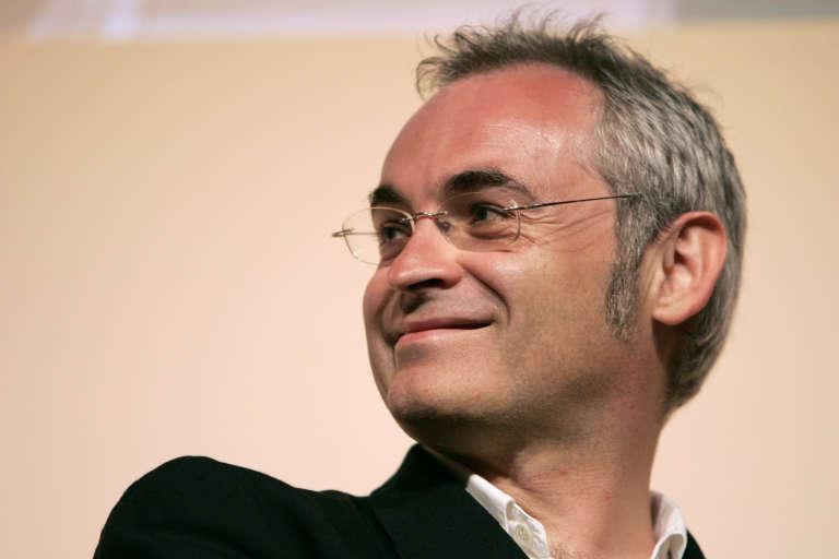 Le PDG de Voyageurs du monde, Jean-Francois Rial, à Paris, en novembre 2006.