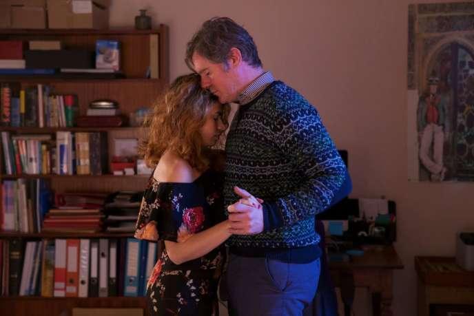 Alina Serban et Tom Vermeir dans «Seul à mon mariage», de Marta Bergman.