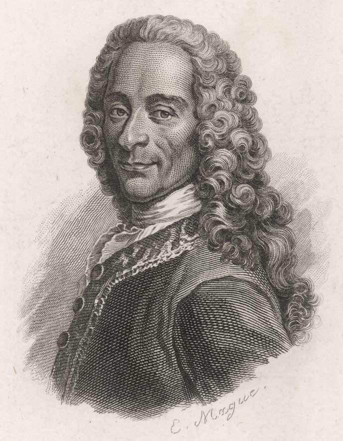 Voltaire (1694-1778).