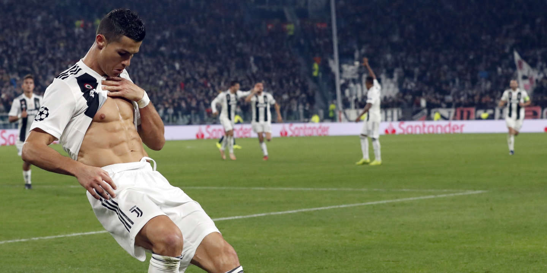 Cristiano Ronaldo Nouveau Messie De Turin