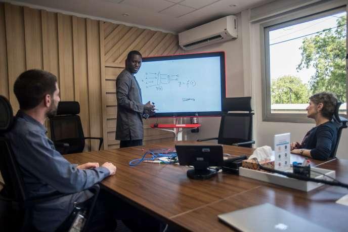 Le Ghana, poste avancé de Google en Afrique