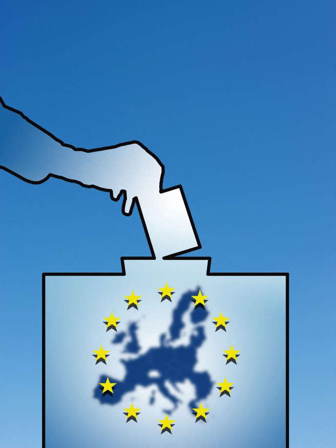 «Quelle place voulons-nous bâtir et garantir demain pour nos enfants, face aux blocs Russie-Chine-Etats-Unis? Seul le vote démocratique pour une Europe unie pourra en décider.»