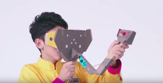 Un casque de réalité virtuelle, ça trompe énormément.