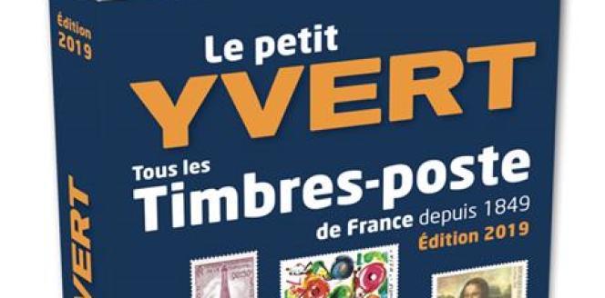 « Le Petit Yvert 2019 », Yvert et Tellier, 600 pages, 13,90 euros.