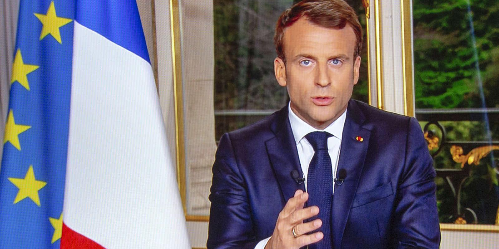 Le président de la République s'est adressé mardi soir à la nation au sujet de l'incendie lundi 15 avril de Notre-Dame de Paris.