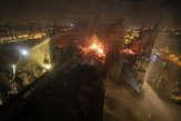 Intox sur l'origine de l'incendie de Notre-Dame deParis