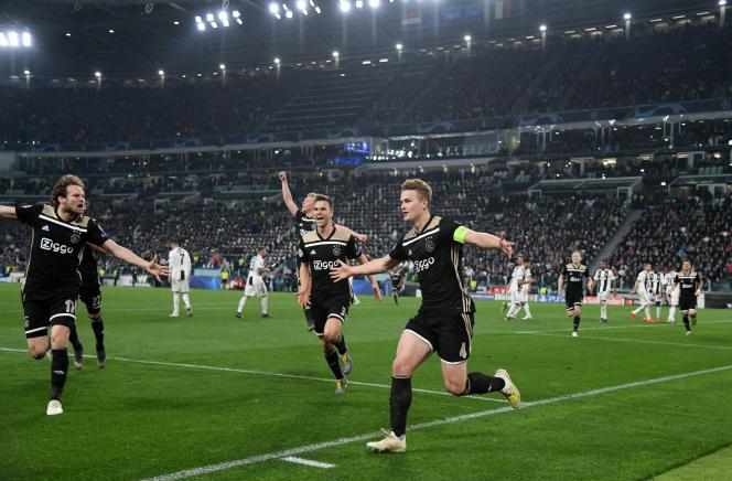 Le parcours de l'Ajax Amsterdam en Ligue des champions aura aussi consisté en une tournée d'exhibition de joueurs prometteurs, appelés à partir à brève échéance.