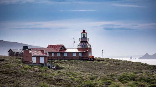 Le phare du cap Horn.