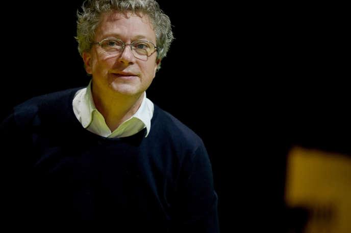 Le patron et fondateur de Parrot, Henri Seydoux, le 11 octobre 2018.