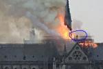 Des internautes ont profité d'images de mauvaise qualité pour entretenir des théories complotistes sur l'incendie de Notre-Dame de Paris. Debunking en vidéo.