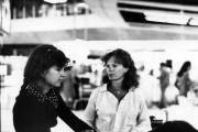 Carole Roussopoulos et Delphine Seyrig, figures du féminisme français des années 1970.