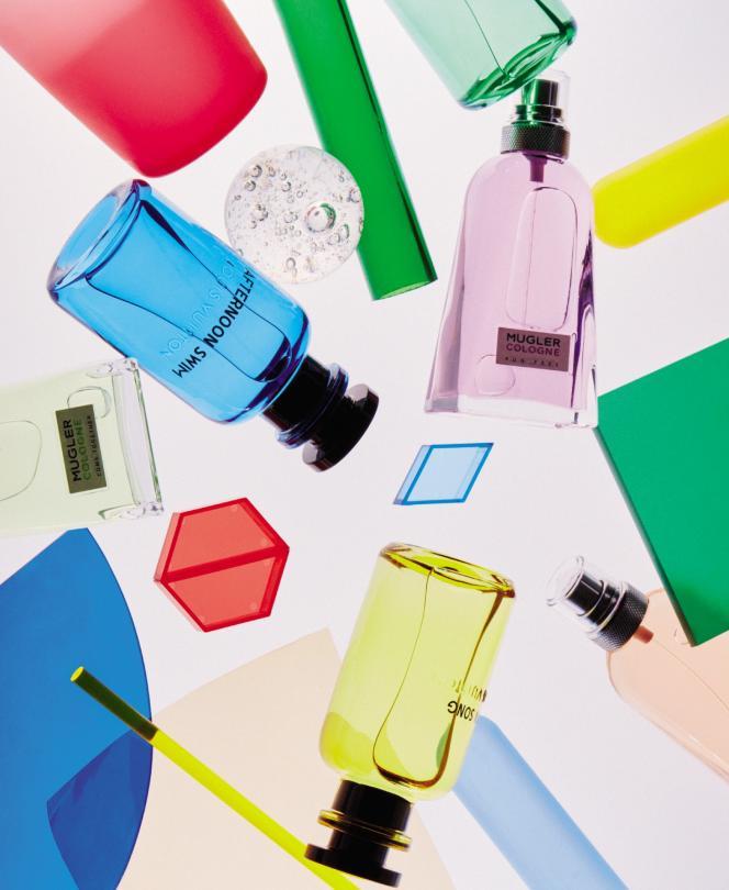 Appelée d'abord l'«eau admirable», le parfum a été rebaptisée «eau de Cologne» d'après la ville où s'est installé son fondateur.