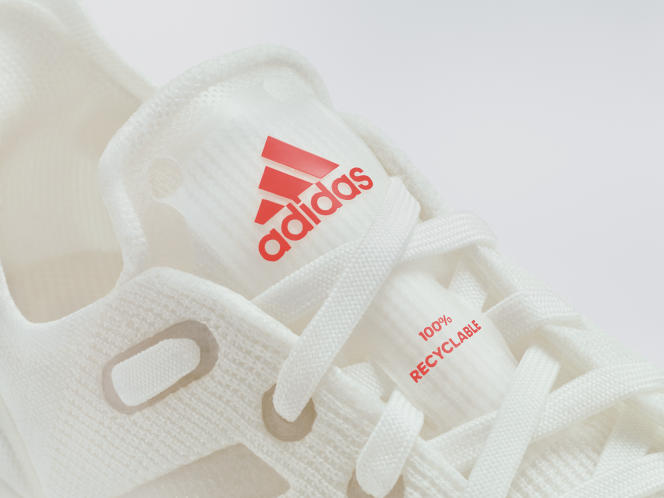Adidas dévoile sa première chaussure 100 % recyclable